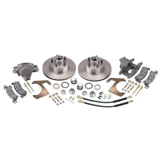 Deluxe Disc Brake Kit 1947 1959 Chevy Half Ton Pickup With Images
