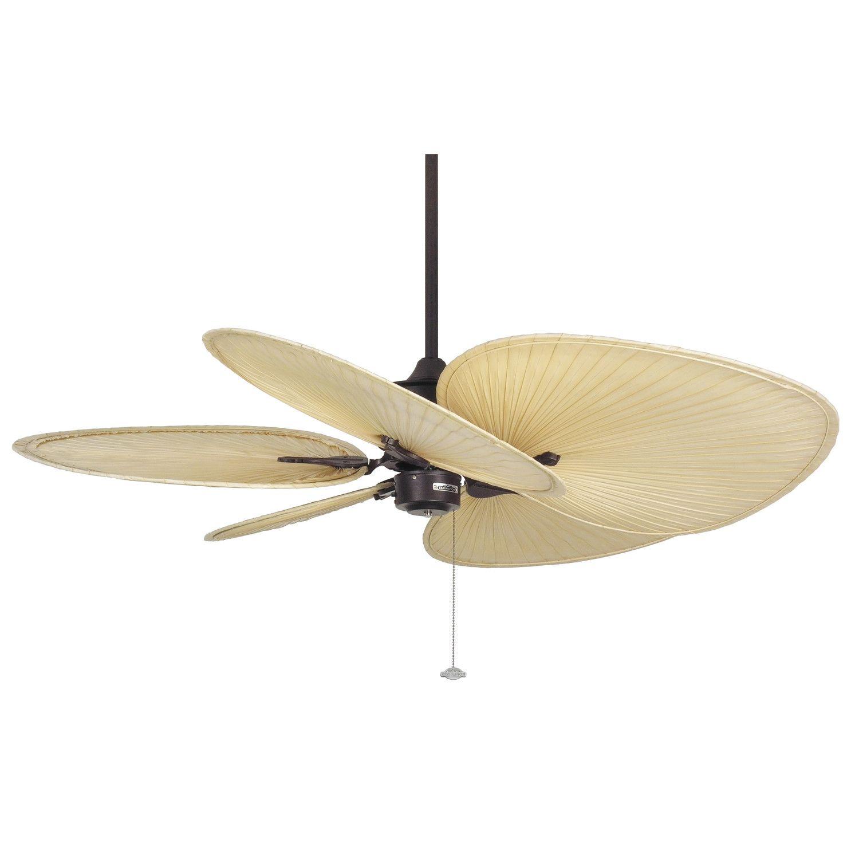 52 islander 5 palm blade ceiling fan blade palm and ceiling fan fanimation 52 islander 5 palm blade ceiling fan reviews wayfair aloadofball Choice Image