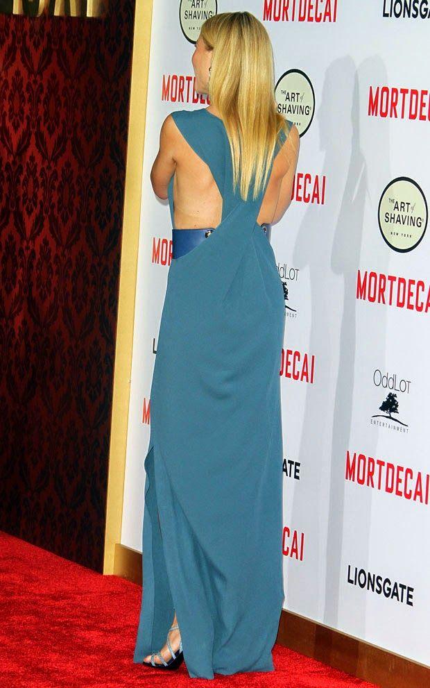Gwyneth Paltrow in Lanvin