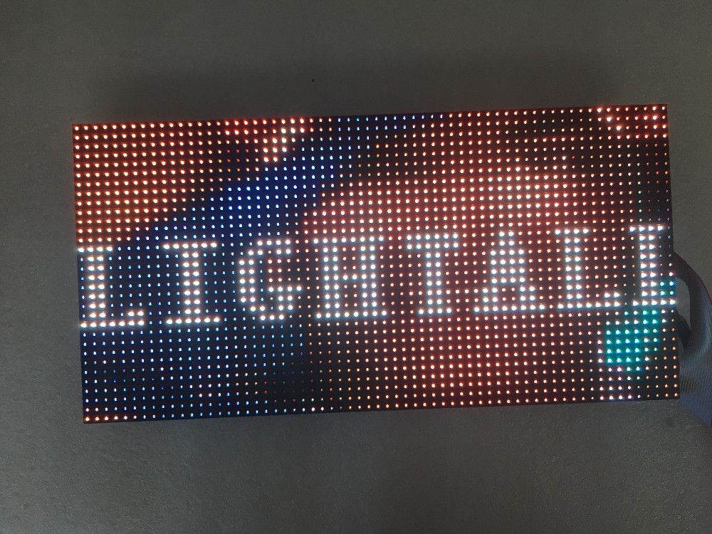 Consumer Electronics Expressive Video Processor Led Screen Display Usage P5 Outdoor Led Module Led Video Processor Free Shipping Led Television