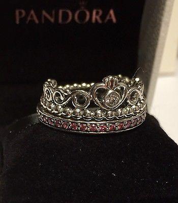 pandora princesa anillo