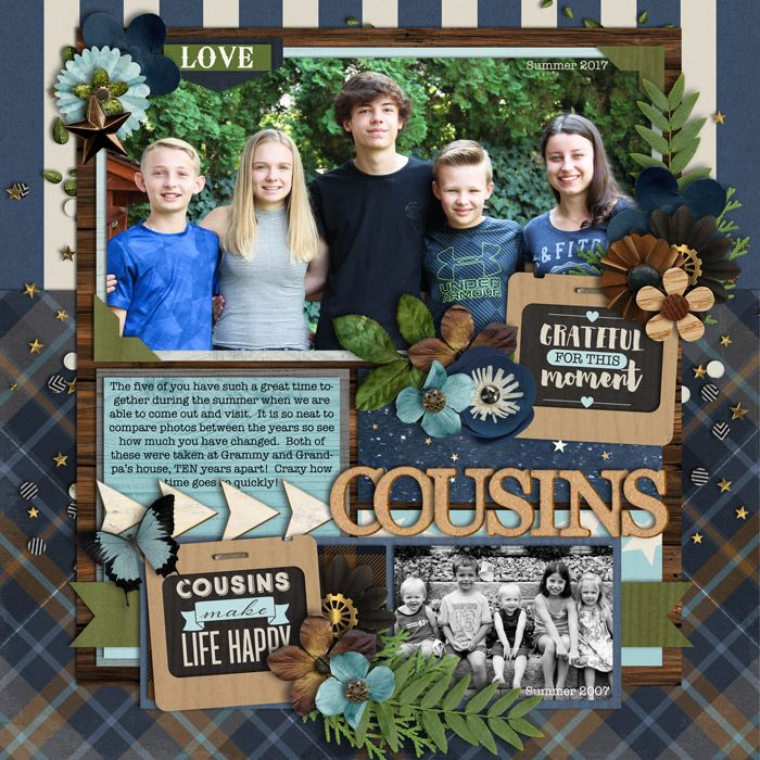 Cousins - Sweet Shoppe Gallery