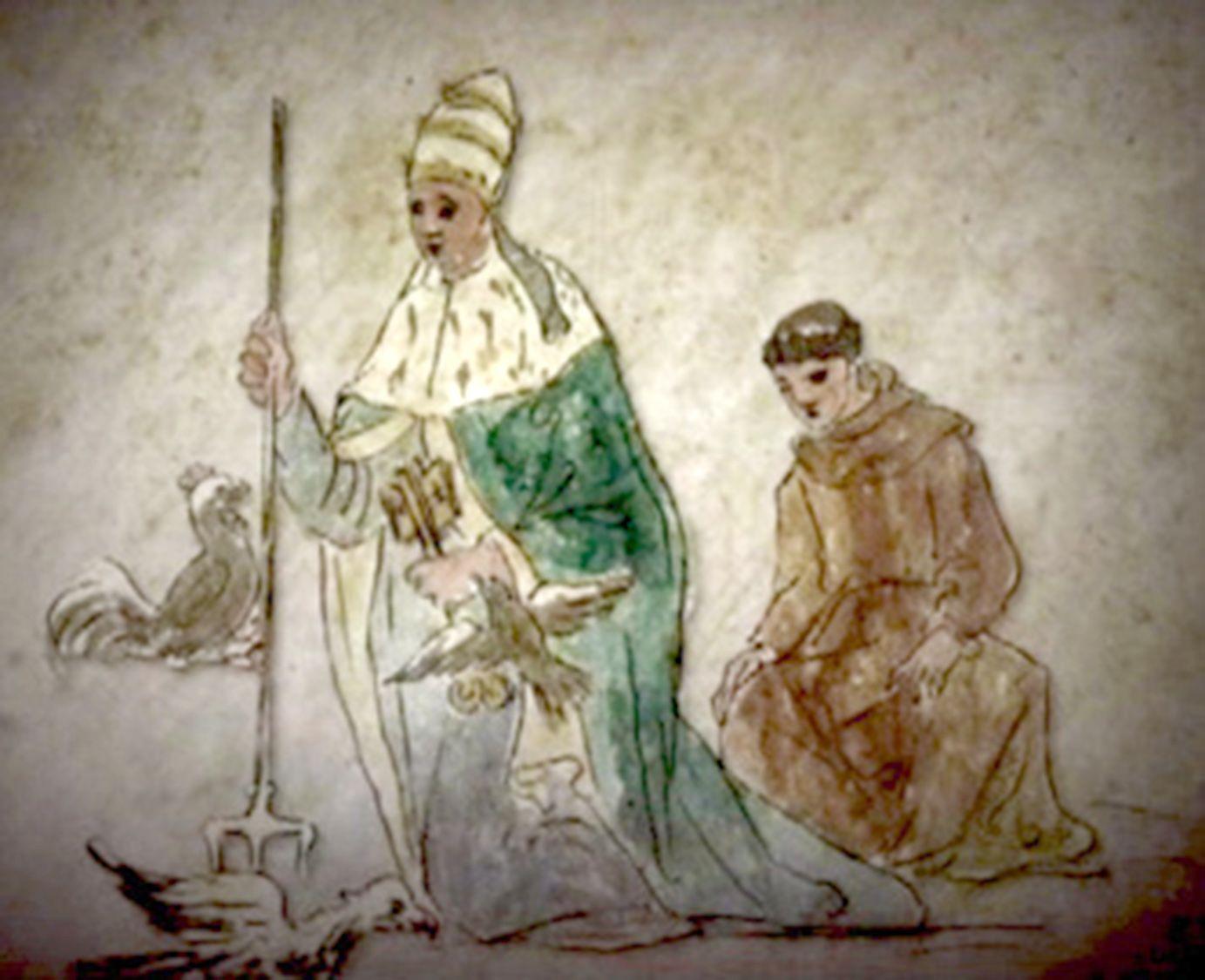 Plate 9 - Lost Book of Nostradamus
