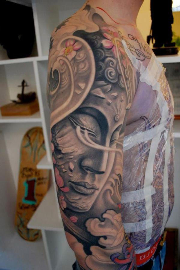 60 Inspirational Buddha Tattoo Ideas | Buddha, Tattoo and ...