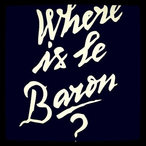 Le Baron Plays Hide & Seek at Art Basel Miami