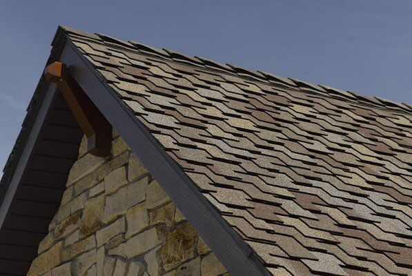 Best Triple Layer Shingles Shingle Colors Exterior Cladding 400 x 300