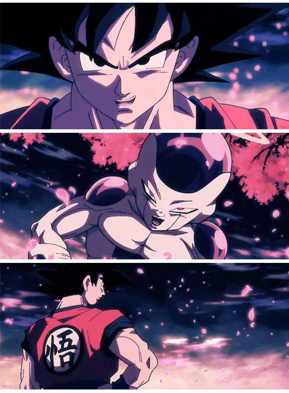 Frieza And Goku