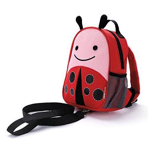 Skip Hop ZooArnés Ladybug – Mochila