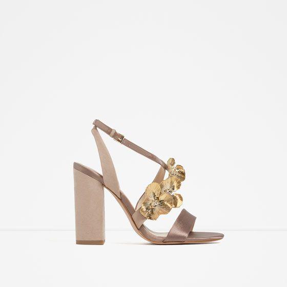 Wyprzedaz Zara Modne Buty Na Lato 2016 Foto Fun Wedding Shoes Zara Heels Shoes