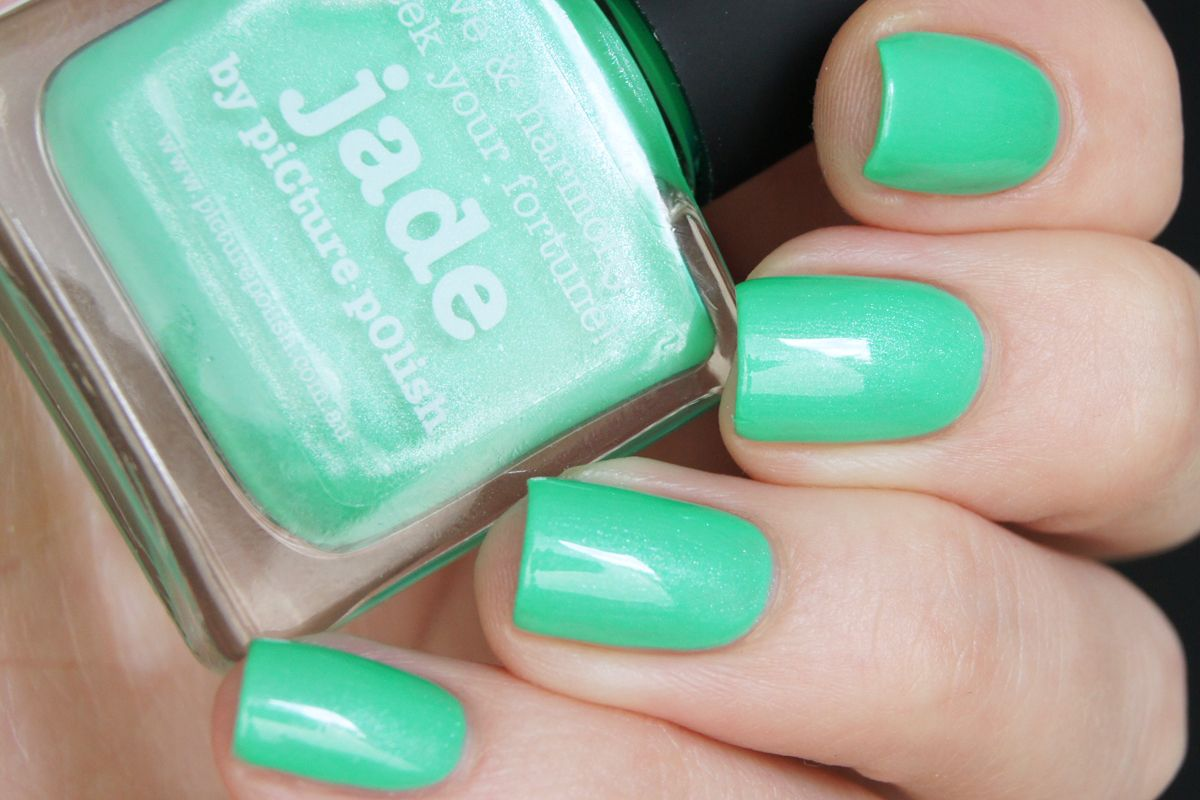 Picture Polish - Jade #ktpicturePolish | Nails, Nails, Nails ...