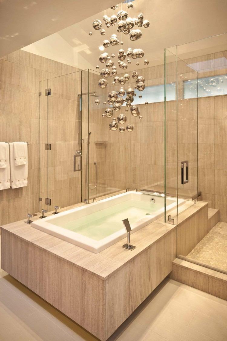 Suspension Salle De Bain ~ relooker sa salle de bain avec une suspensions fa on gouttes de