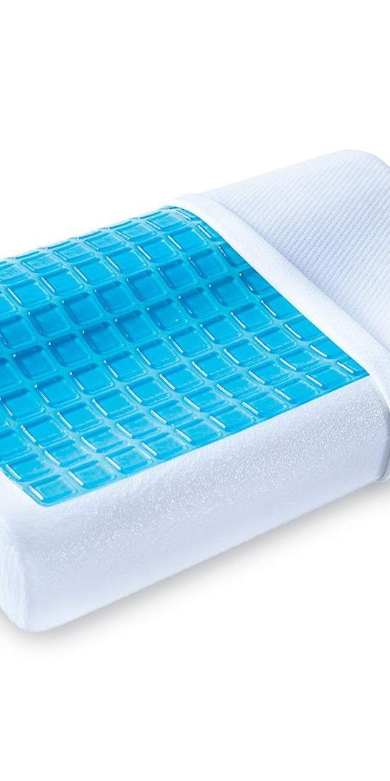 The 8 Best Cooling Pillows For People Who Run Hot Memory Foam Pillow Best Pillow Cooling Gel Pad