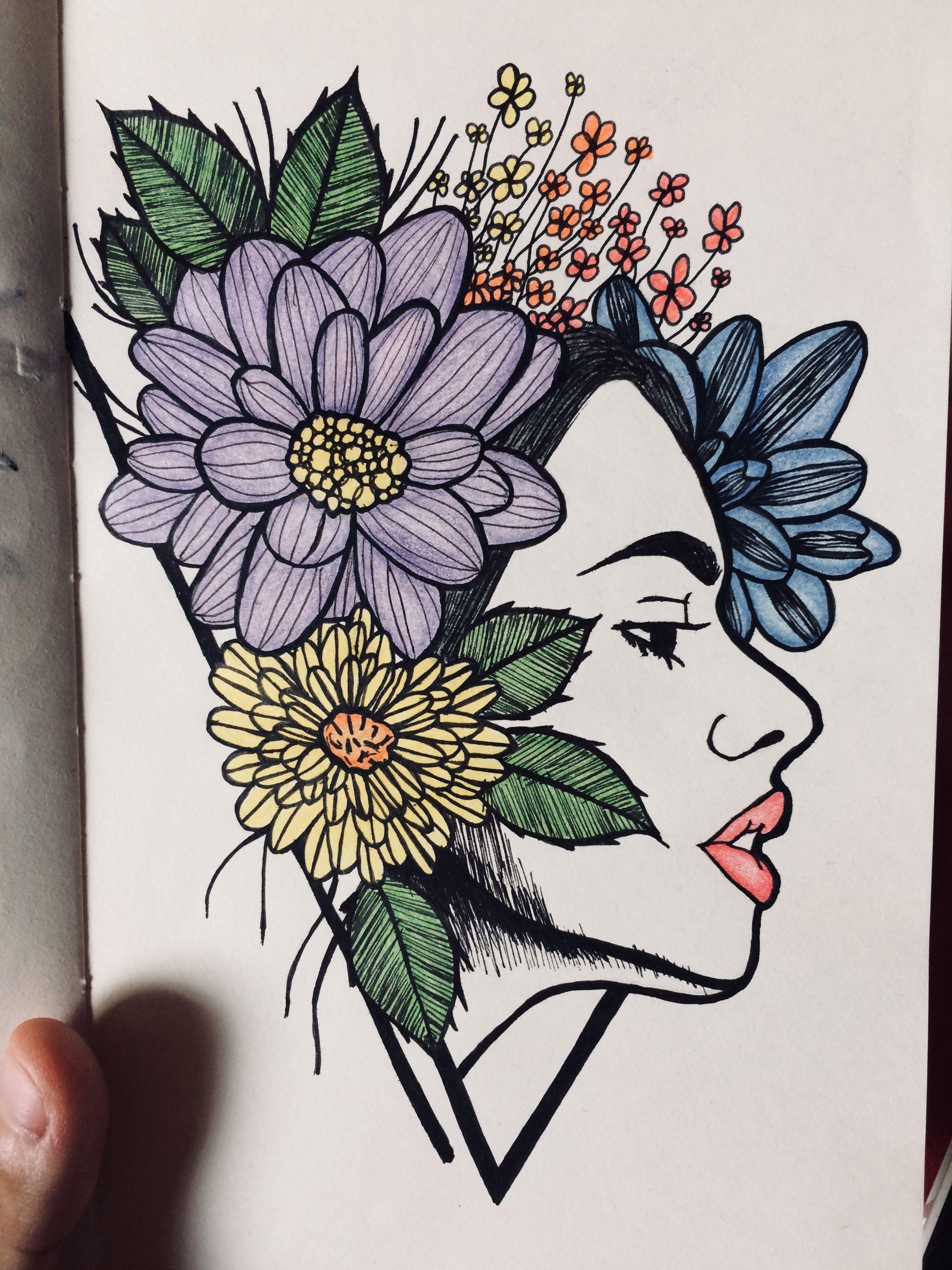 Pin Do A Joana Teixeira Em Desenhos Desenho Hippie Arte Com