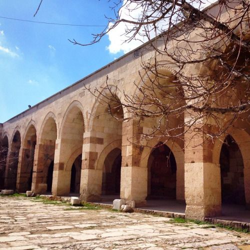 Innovative Sultanhani_Caravanserai_Konya_Turkey