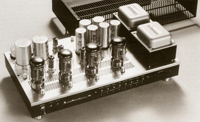 LUXMAN MQ36 (September 1966)