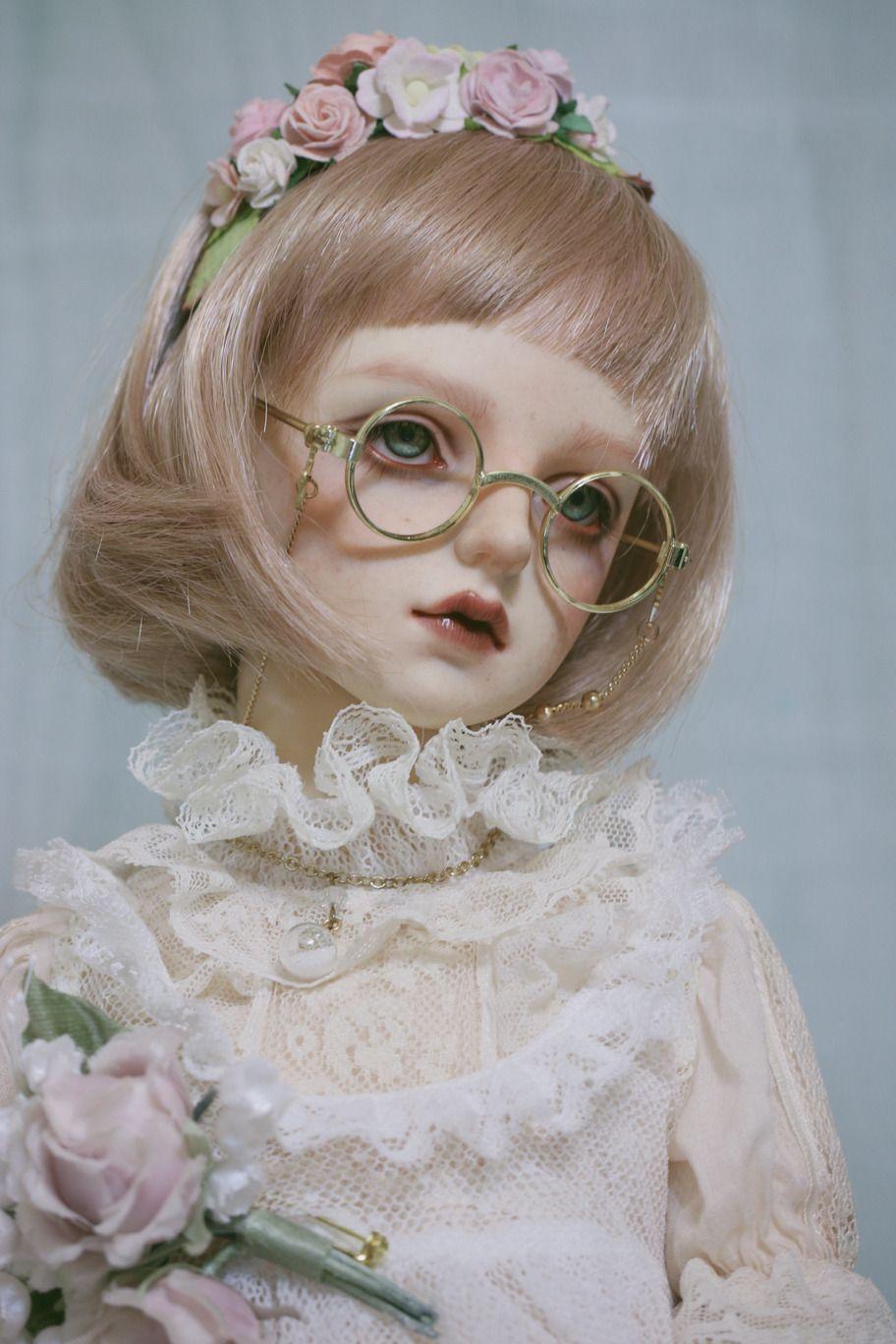 J V O N C 美しい人形 球体関節人形 アートドール