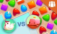 2 Kisilik Candy Crush Oyna Bu Sevimli Ve Serin Mac 3 Bulmaca Oyunu Tum Rakiplerinizi Yenmek Mumkun Olacak Mi Eger Havuc Gibi Ozel Olanlar I Goruntuler Ile Oyun Oyunlar Fnaf