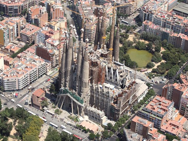 TEMPLE EXPIATORI DE LA SAGRADA FAMÍLIA | World Monuments Fund