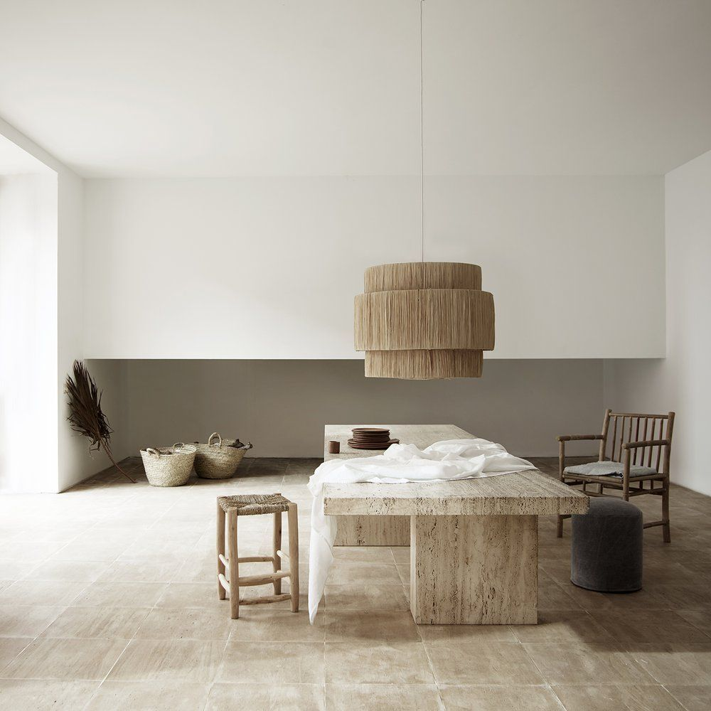 Lamps In Rattan Tinekhome Mom Architecte Interieur Decoration Maison Idees De Decor