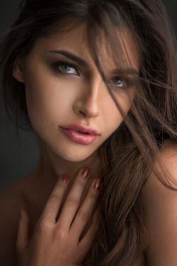 Vielleicht Die Schönsten Augen Der Welt Portrait Und Akt Pinterest