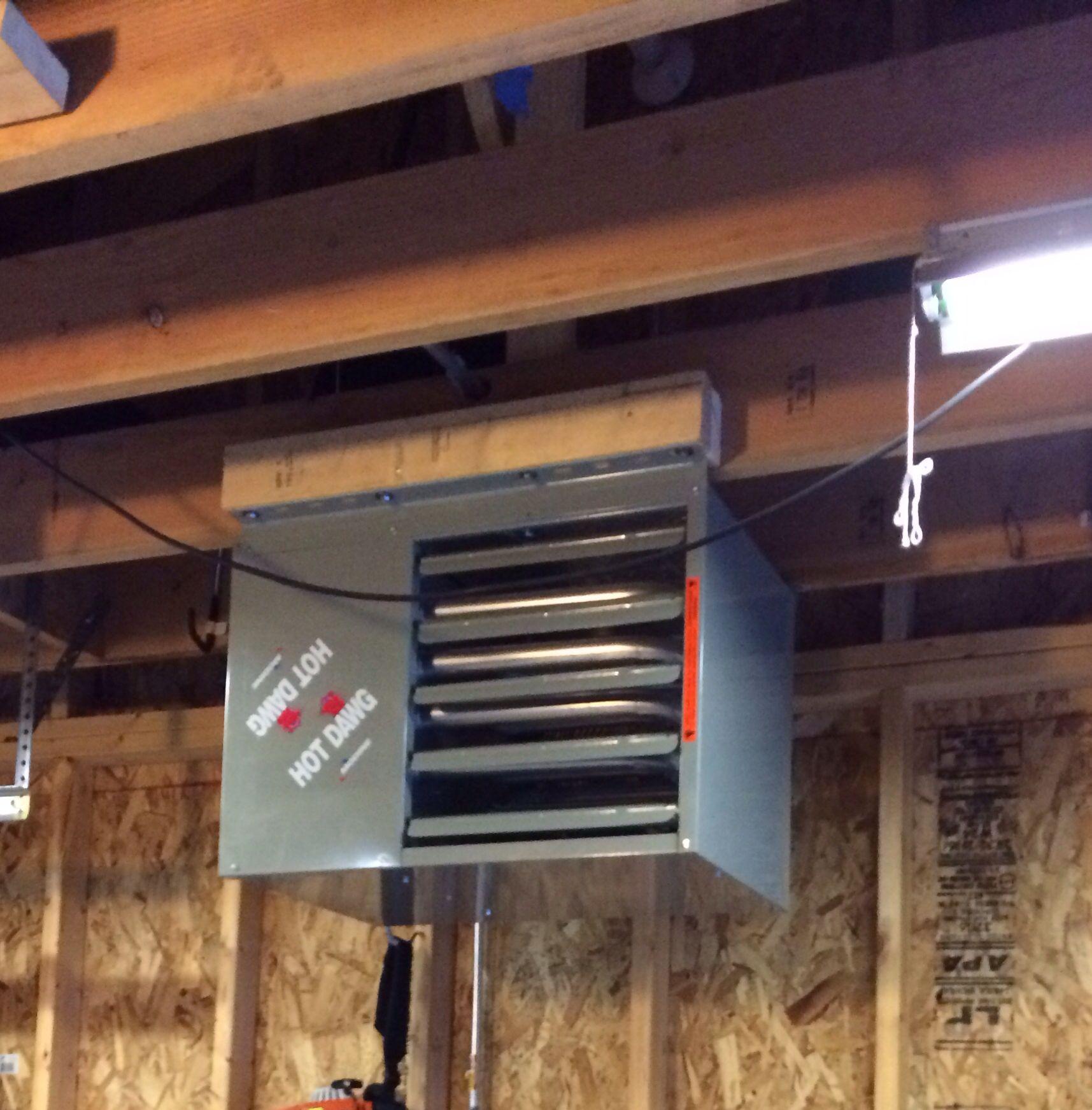 Garage Remodel, Garage Insulation