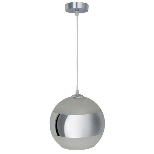 Suspension Design Baloa Metal Gris Argente 1 X 60 W Inspire Lampes Suspension Leroy Merlin Suspension Design Et Suspension