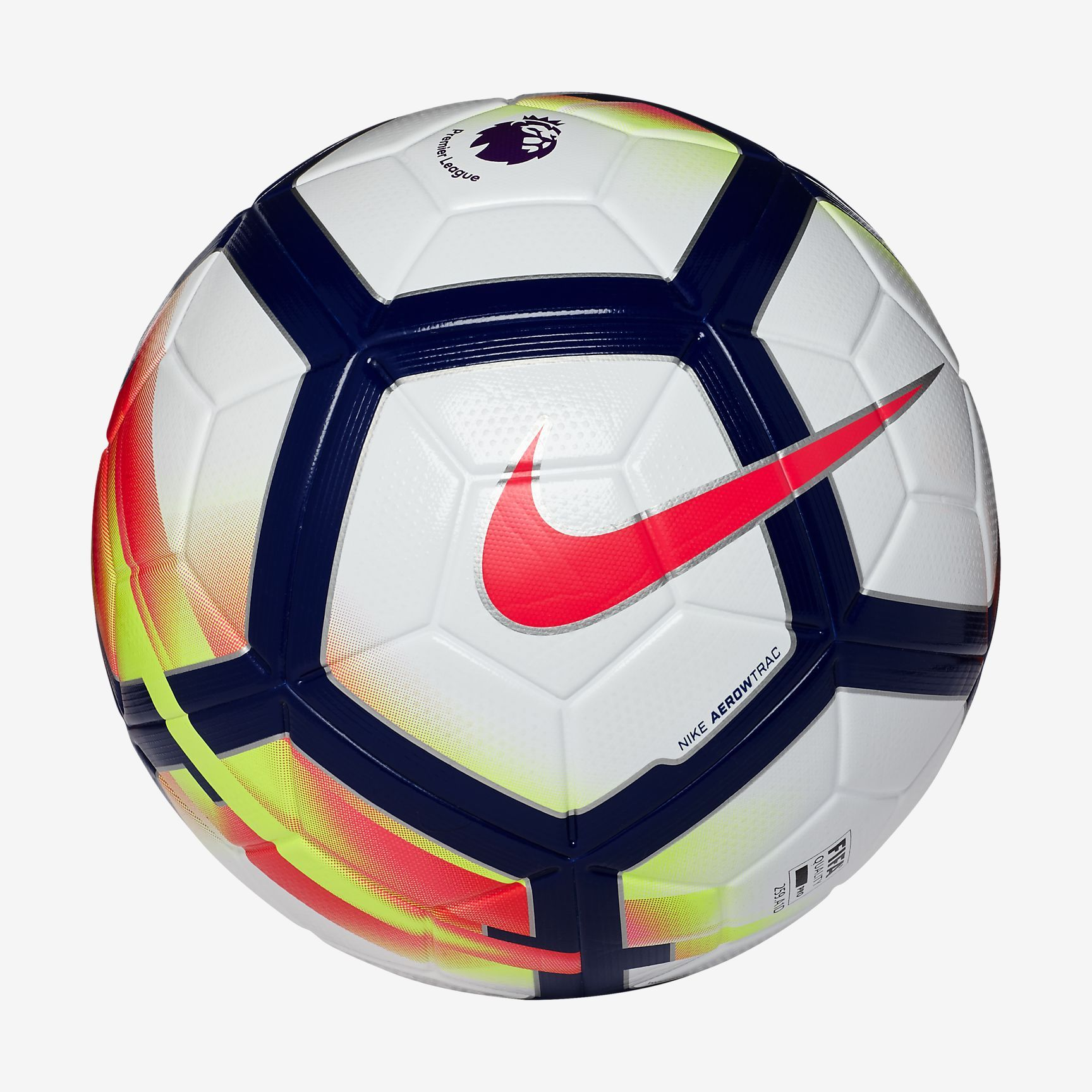 Nike Ordem V Premier League Soccer Ball  1839d0bed