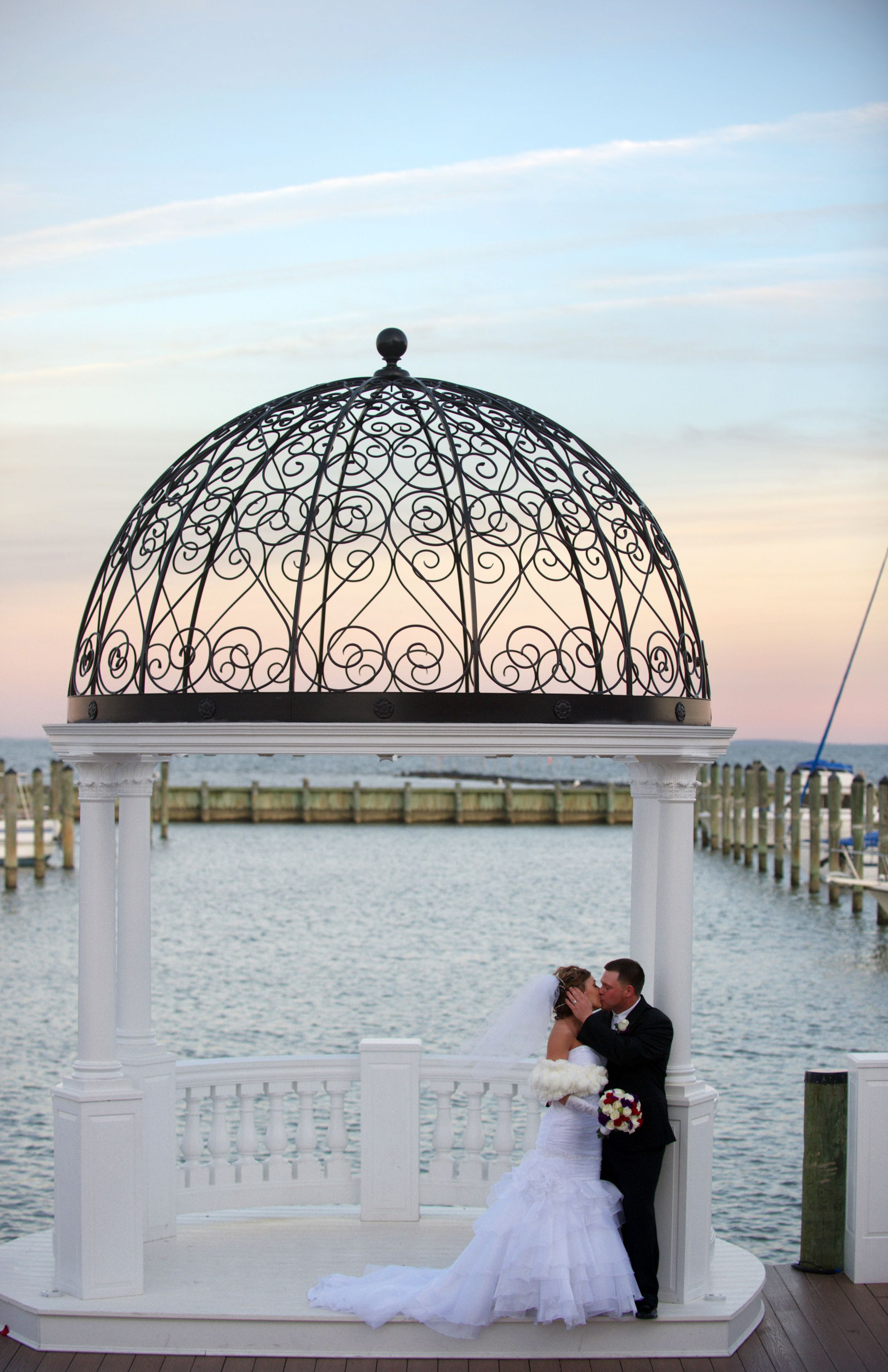 Chesapeake Beach Resort Spa At Our Wedding Every Reception Is Customized To Match The Vision Of Your Special Day With Spectacular Views