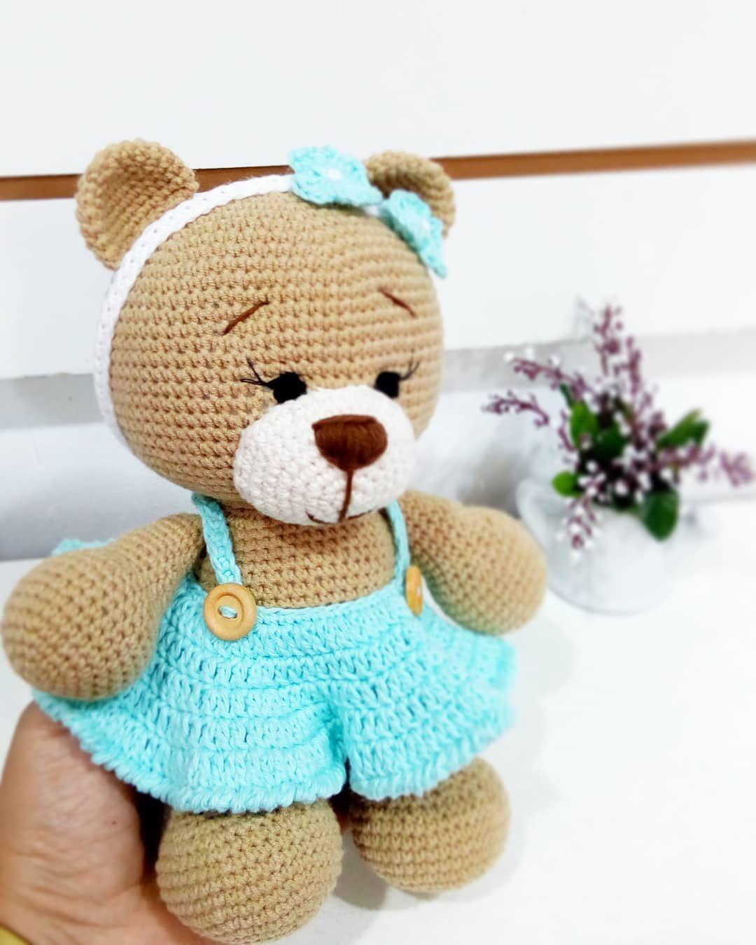 50 Best Amigurumi Basic Crochet Free Patterns - Amigurumi #crochetbearpatterns