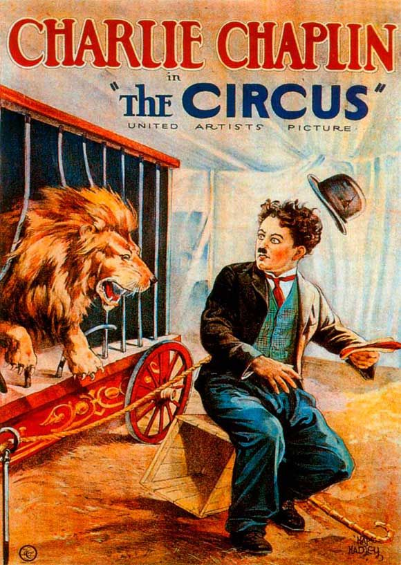The Circus (1928) (With images) | Charlie chaplin movies, Classic ...