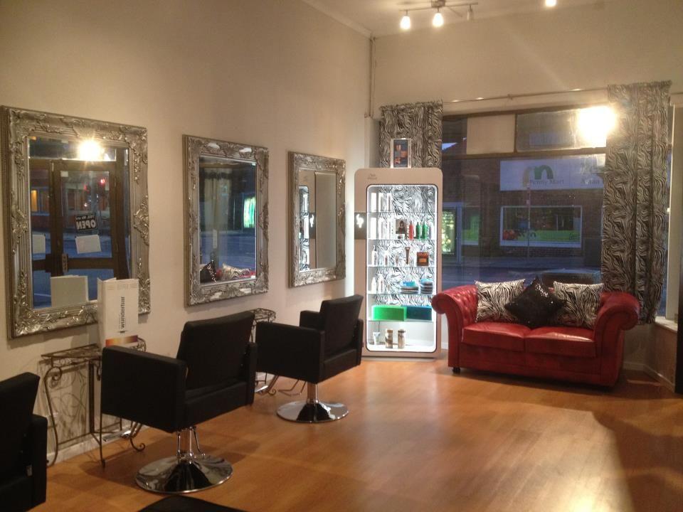 Small Space Hair Salon Ideas Glamzilla Hair And Beauty