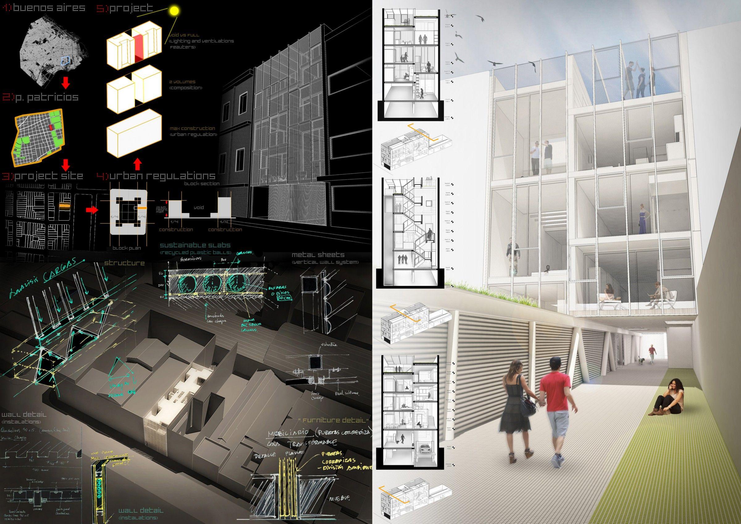 Archiprix 2013 / Flexible Urban Housing
