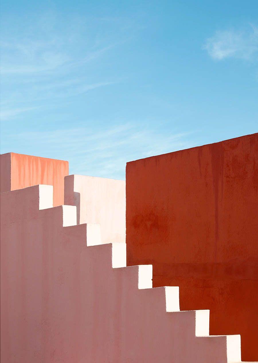 Secrets Architecture Photography Colour Architecture