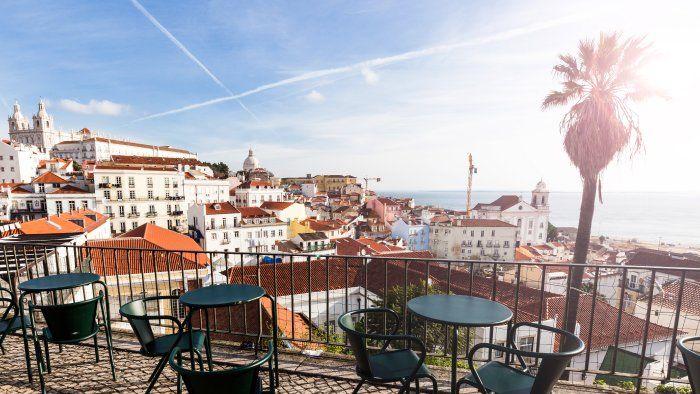 Ferienwohnungen in Lissabon Beste Lage, zu viele Touristen