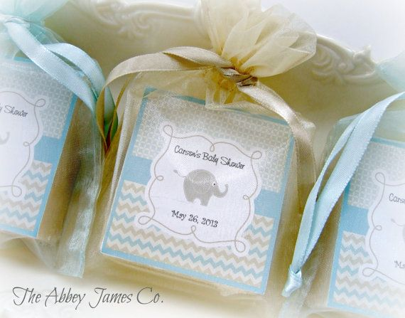 Baby Boy Shower Favors Soap Favors Baby Shower The Abbeyjames Co