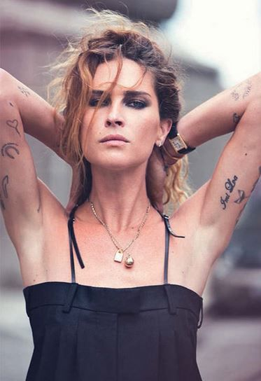 Rock N Roll Style Erin Wasson By David Bellemere For Marie Claire Italia October 2014 Erin Wasson Rock And Roll Fashion Erin