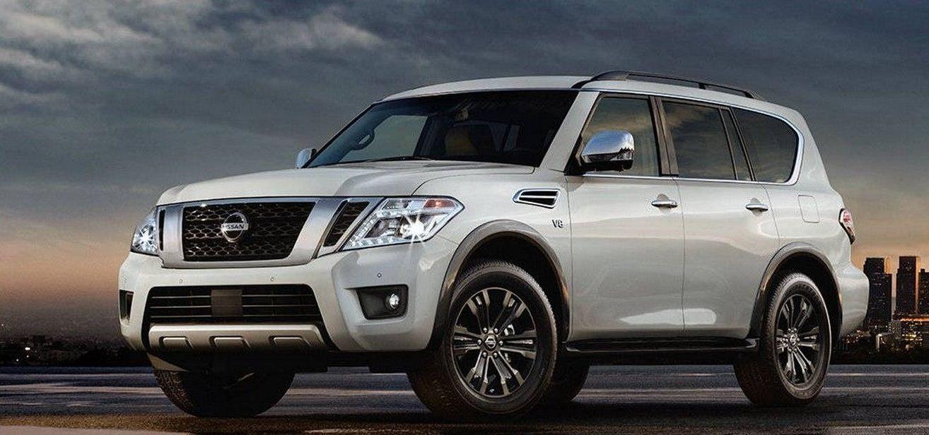 2020 Nissan Armada Towing Capacity Price