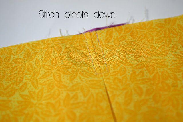 Shwin: Sewing 101: Pleats