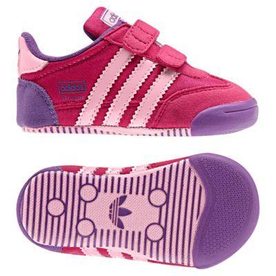 adidas Learn to Walk Dragon Crib Shoes