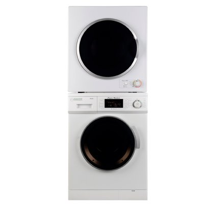 Equator High Efficiency 1 57 Cu Ft Washer 3 57 Cu Ft Electric