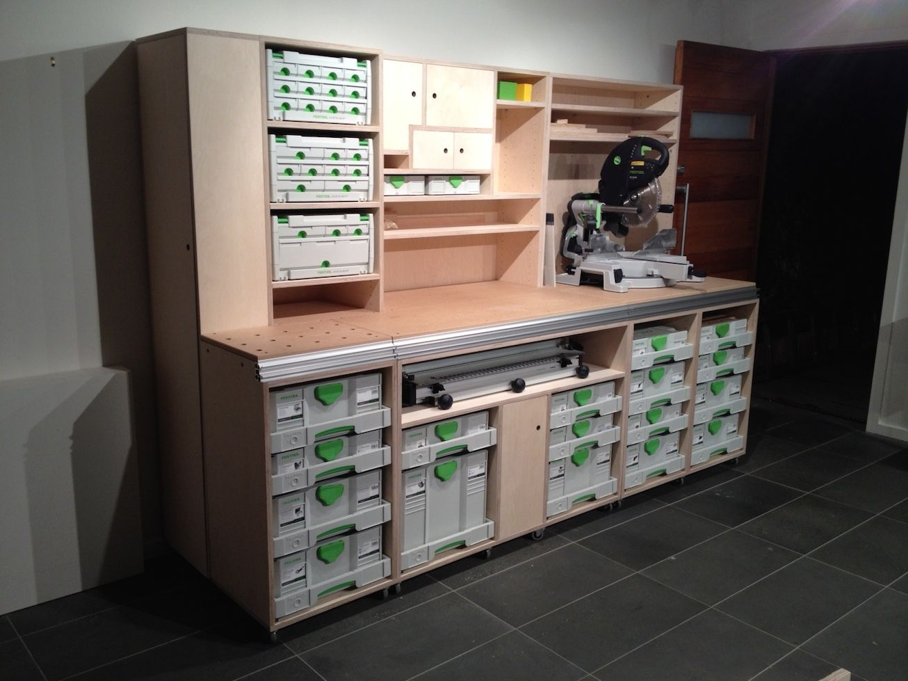 2 Wall Unit Using Sys Az Woodworking Woodworking