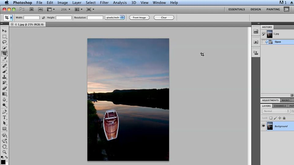 Welcome: Creating Slideshows with FotoMagico and Photoshop