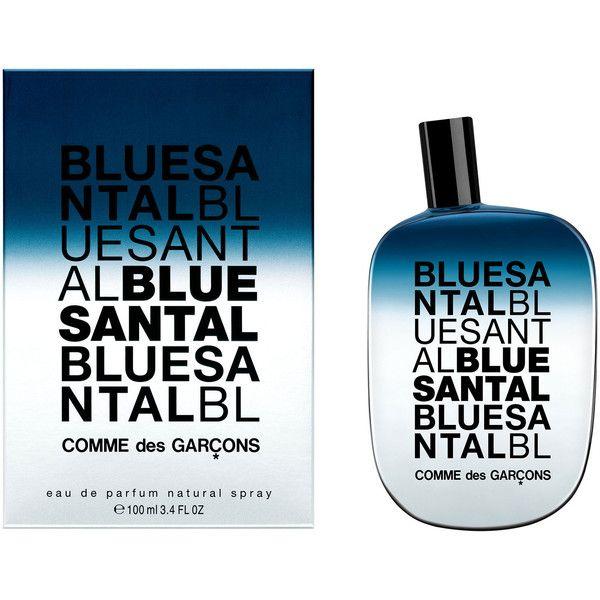 Comme Des Garçons Blue Santal Eau De Parfum 100ml ($120) ❤ liked on Polyvore featuring beauty products, fragrance, comme des garcons perfume, eau de perfume, eau de parfum perfume, comme des garçons ve comme des garcons fragrance