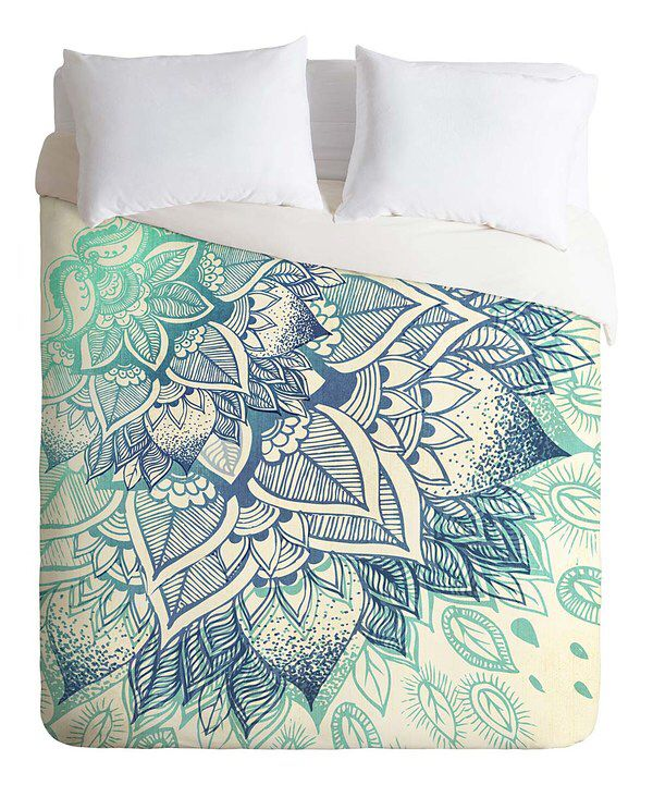 Look at this Rosebudstudio Lovely Soul Duvet Cover on #zulily today!