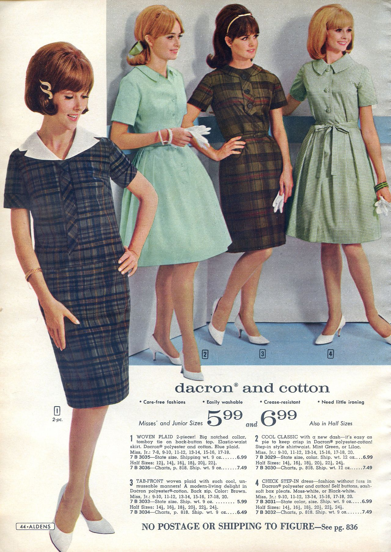 54fd8f515f0 Aldens Catalog Spring and Summer 1966