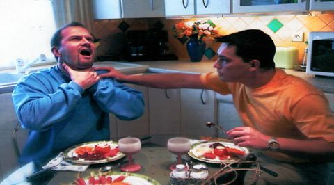 Que faire face à une personne qui s'étouffe ?(2)   Regime