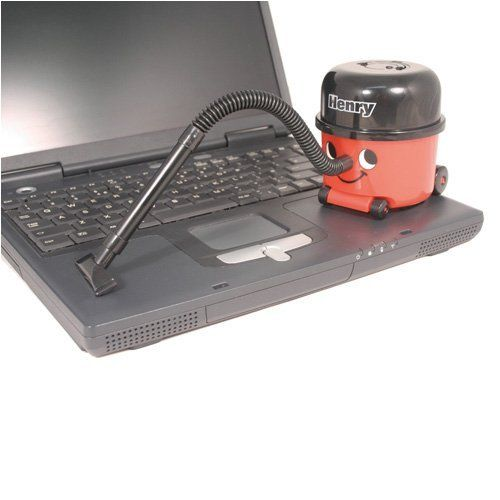 Desk Vacuum I Love This Great Little Desk Vacuum It S A Funny And Helpful Tool For Cleaning Some Little Desk Gadgets Vacuum Cleaner Best White Elephant Gifts