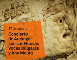 2017 Concierto De Arcángel Con Las Nuevas Voces Búlgaras Y Ana Moura Http Www Festivaldemerida Es Programacion Detalle Php Id 62 Merida Festival Clasicos