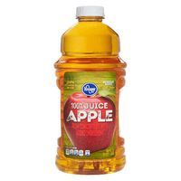 Kroger® 100 Apple Juice 64 fl oz Apple juice, Juice
