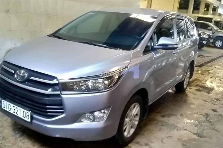 Bán xe ô tô 2017 Toyota Innova 2.0E Toyota, Xe ô tô, Ô tô